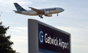 Belper Airport Taxis London Gatwick Airport
